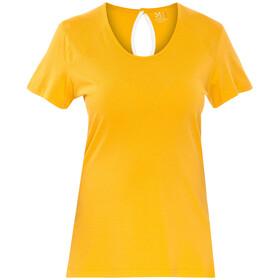 Haglöfs Apex Tee Women Saffron